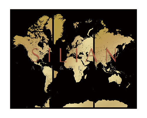 Gilding Maps
