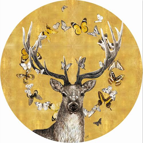 Deer grace