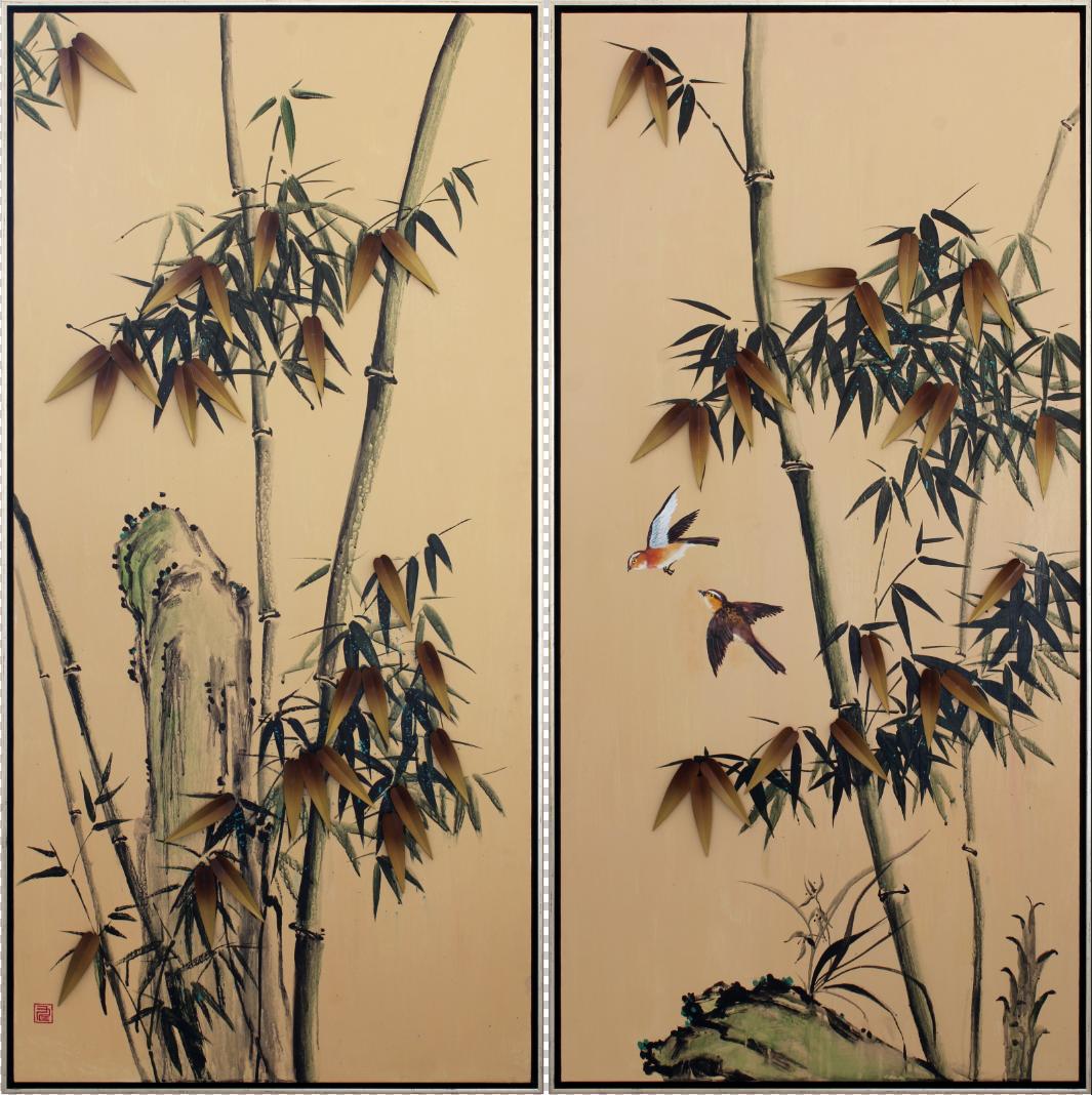 Bamboos Sound II