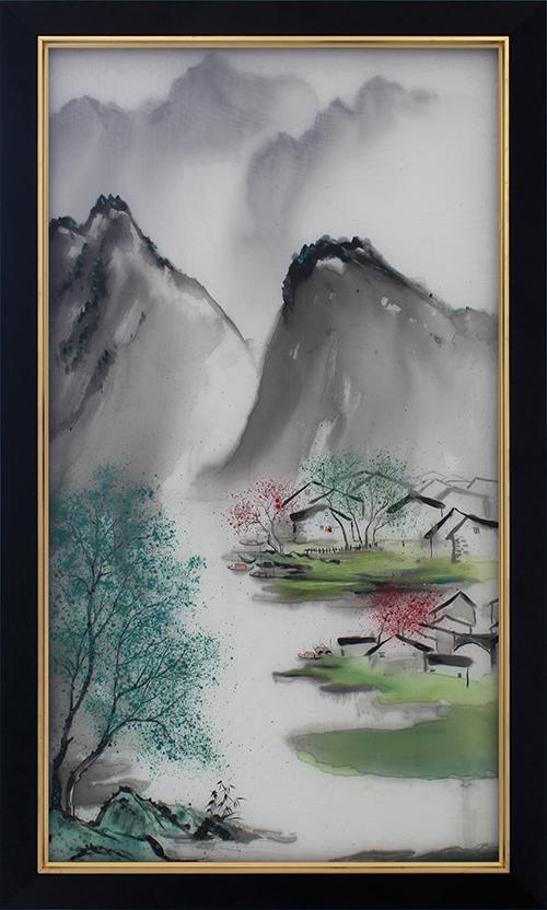 Dramatic Mountains III