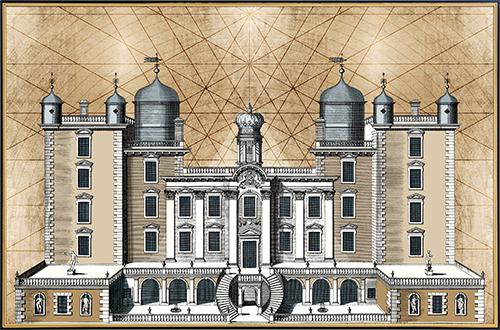 Gold Architecture I