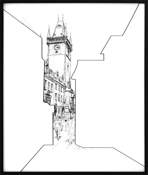 Architectural Sketch I