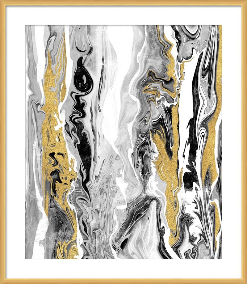 Black & Yellow Imprint II