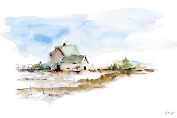 Prairie Farmhouse I