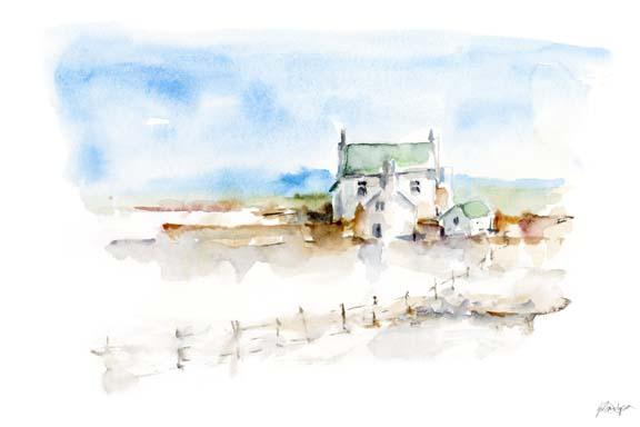 Prairie Farmhouse II