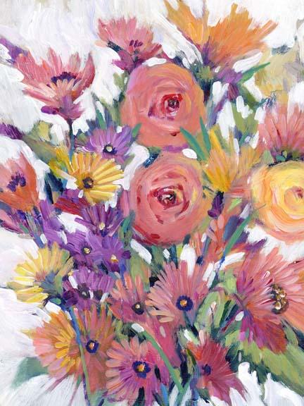 Spring in Bloom I
