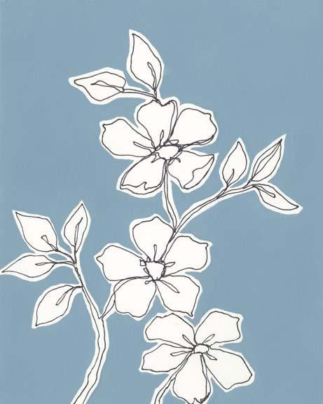 Botanic Drawing III