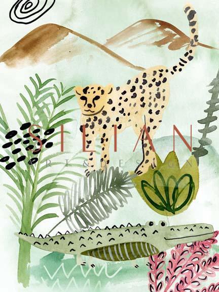 Jungle of Life I