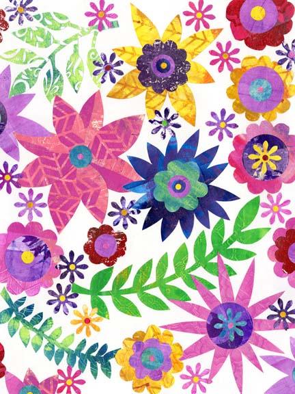 Hippie Floral II