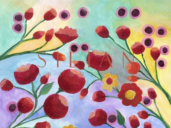 Jambalaya Floral I