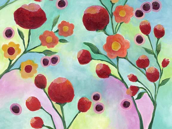 Jambalaya Floral IV