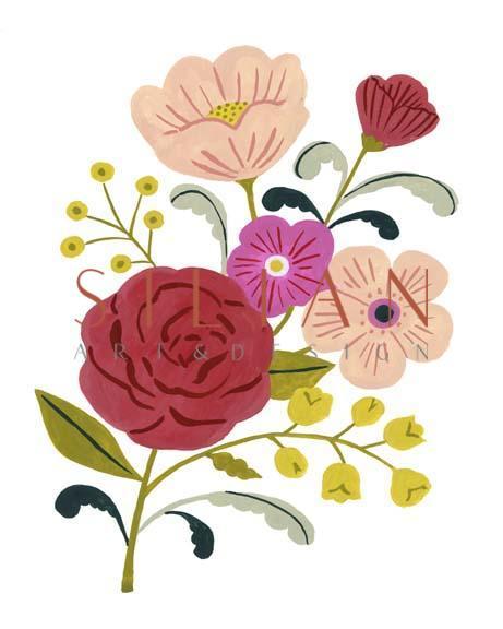 Simple Flora I