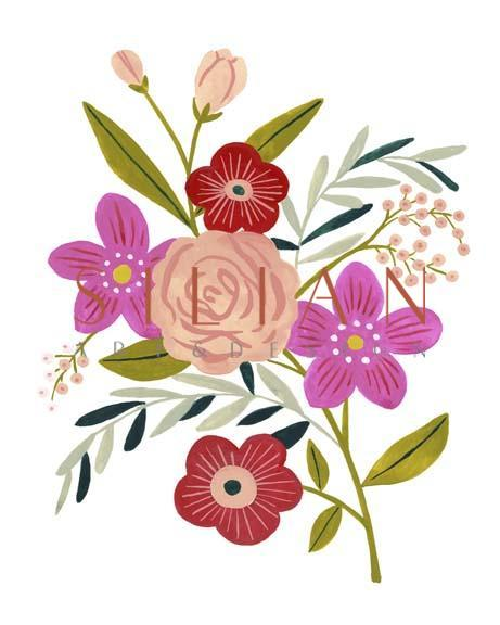 Simple Flora II