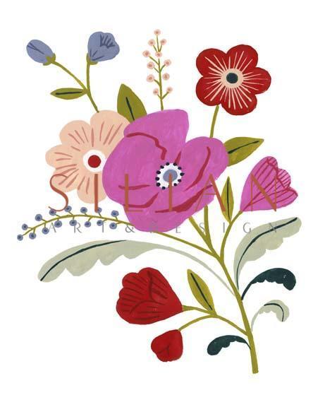 Simple Flora III