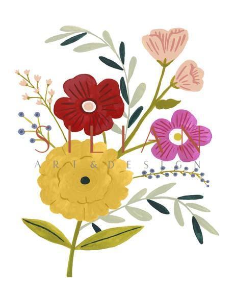 Simple Flora IV