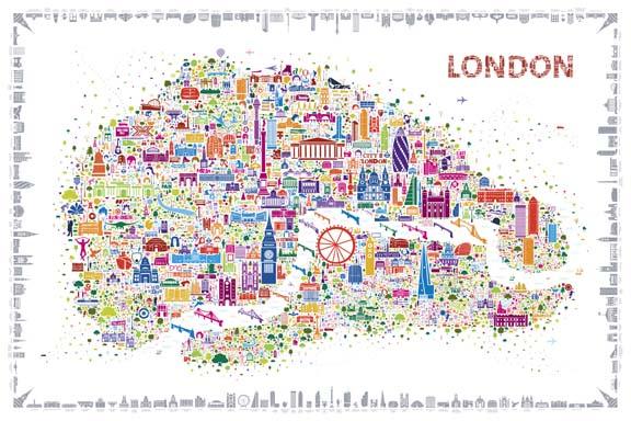 Iconic Cities-London