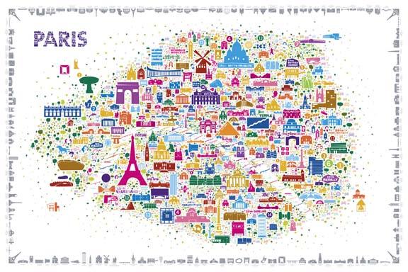Iconic Cities-Paris