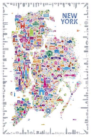 Iconic Cities-New York