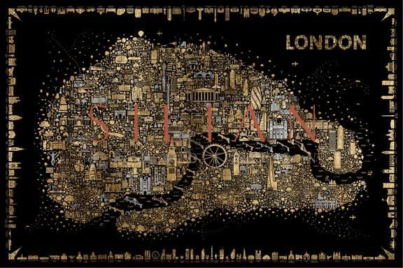 Glam Iconic Cities-London