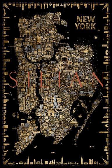 Glam Iconic Cities-New York