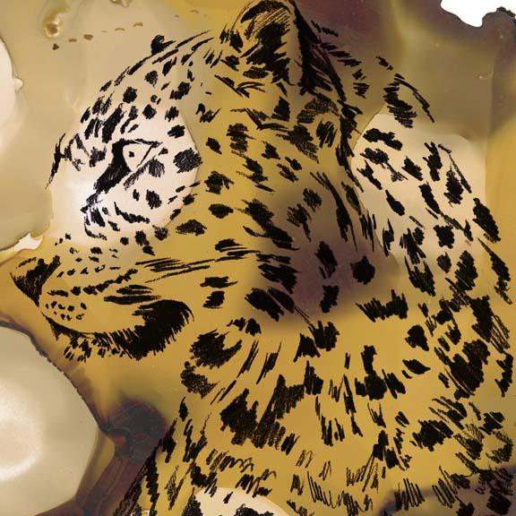 Leopard Portrait I