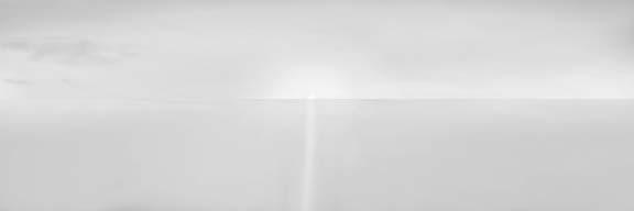 Black & White Water Panel IV