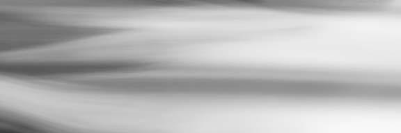 Black & White Water Panel VII
