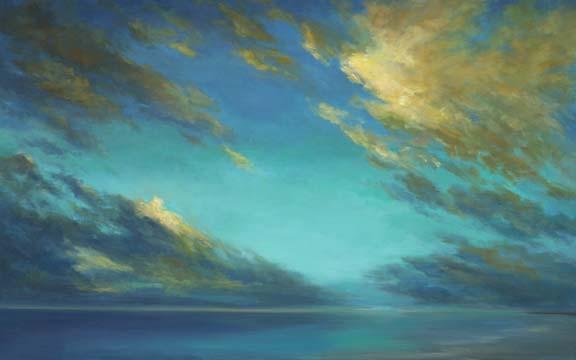 Coastal Cloudscape