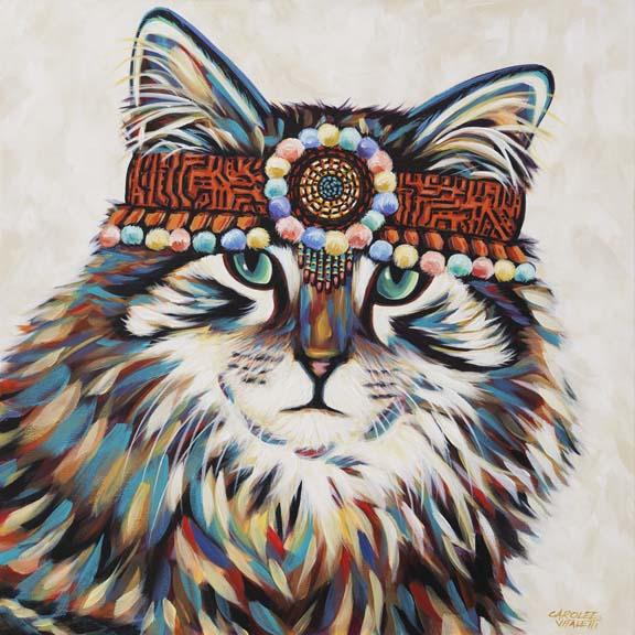 Hippie Cat II