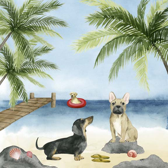Dogs on Deck I