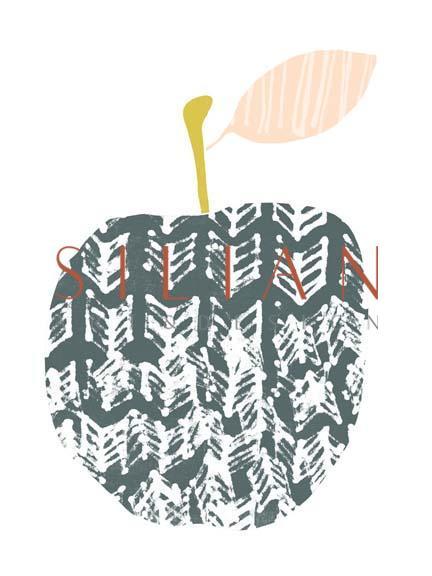 Cut Paper Fruit II