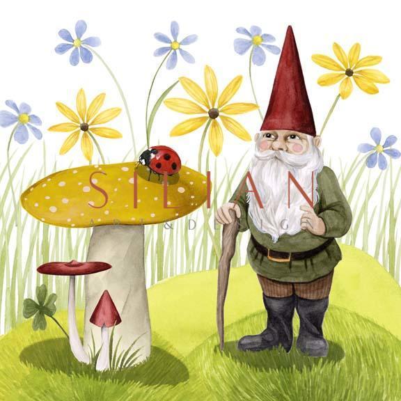 Gnome Neighbors IV