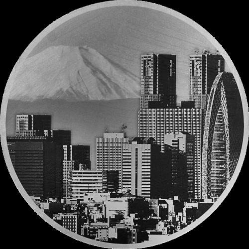 Asian cities - Japan