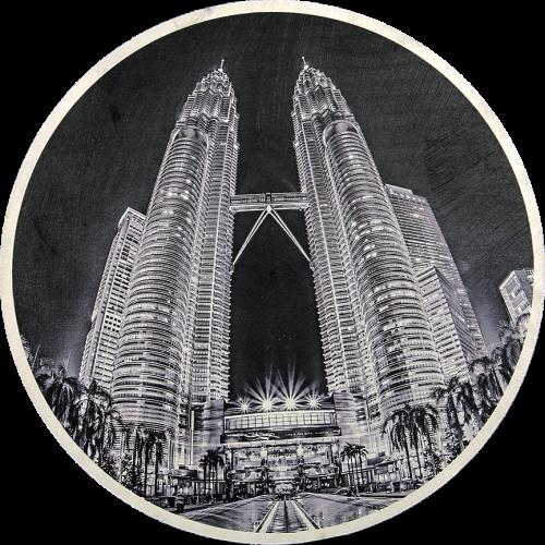 Asian cities - Malaysia