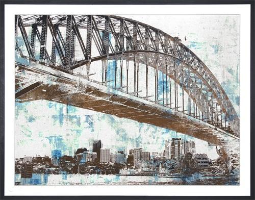 Abstract Bridge  Brooklyn