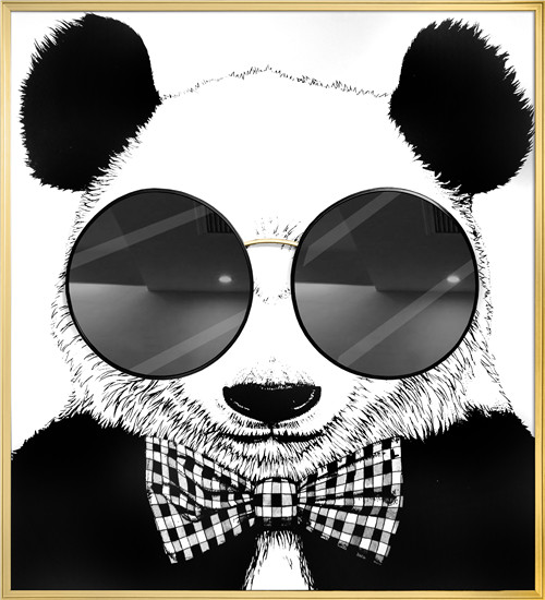 Call yourself a cool Panda