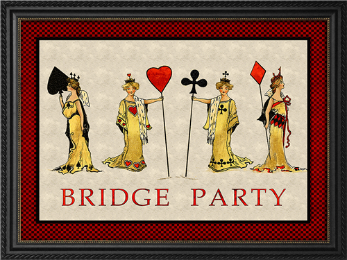 Bridge party
