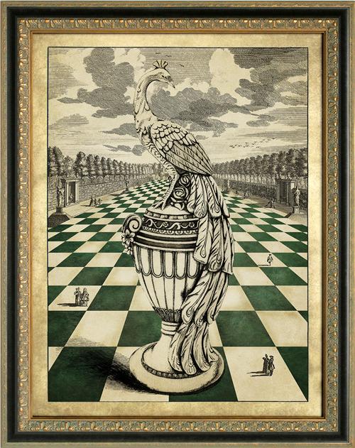 Checkerboard III