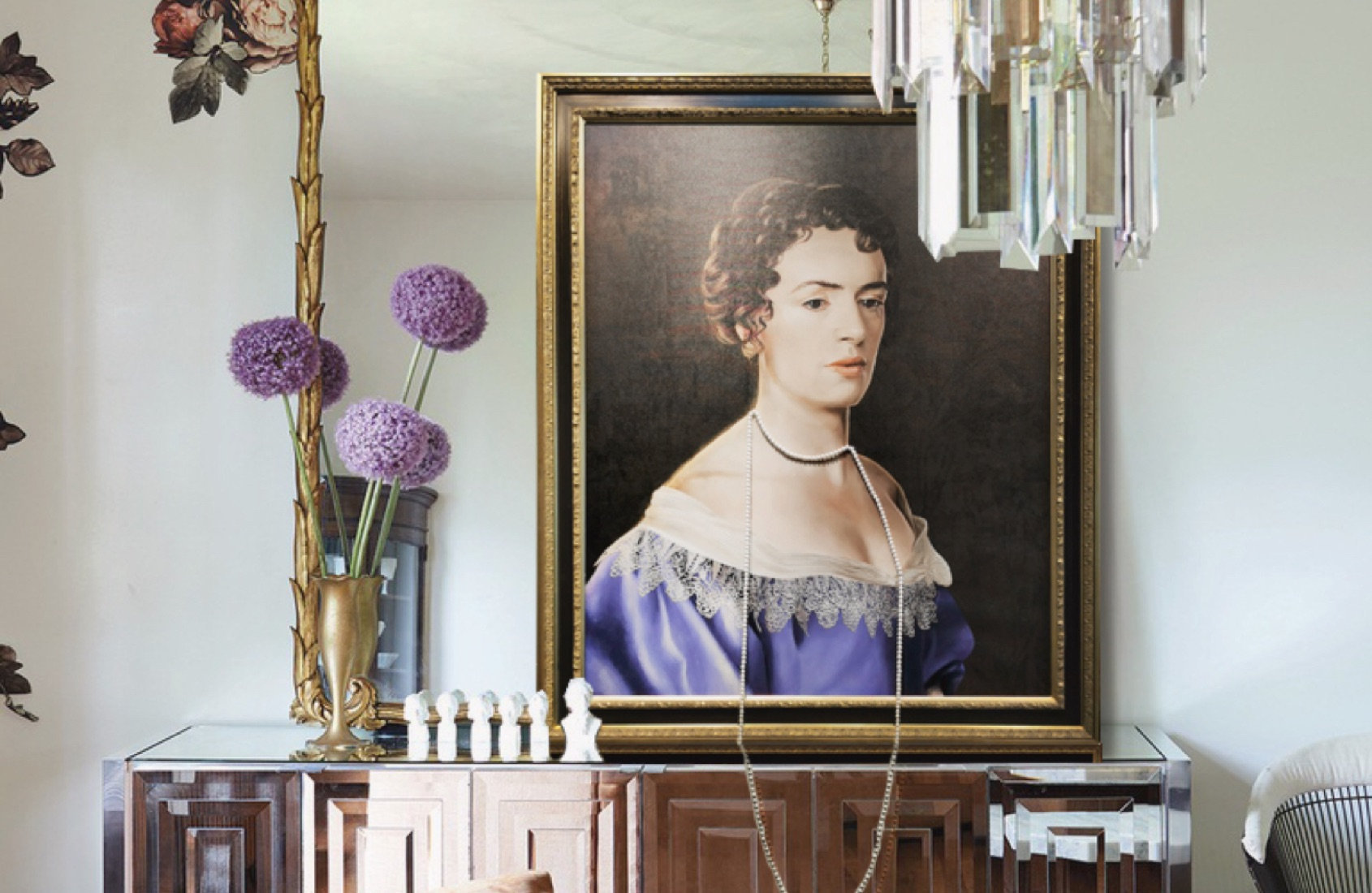 Timeless Portraits Lavish With Sophisticated Affluence