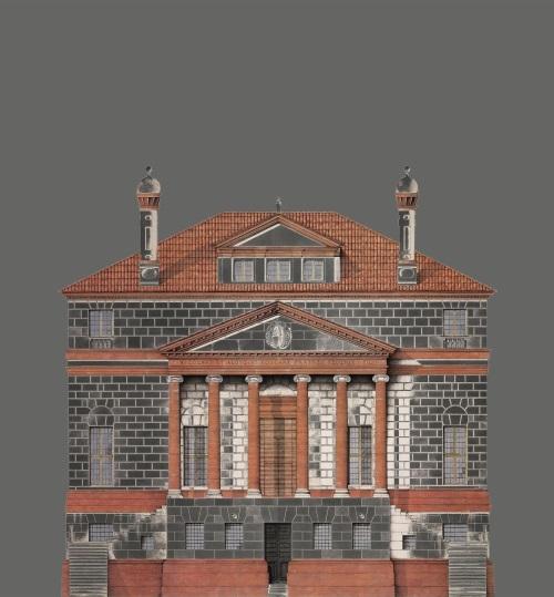 Retro Architecture Ⅰ