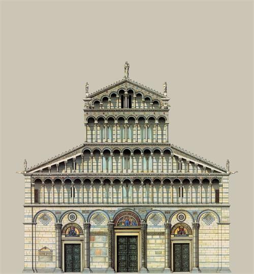 Retro Architecture Ⅶ