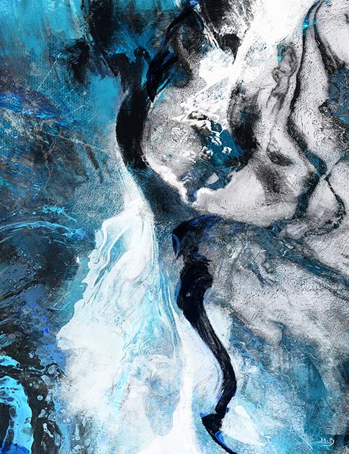 Blue Mystic I