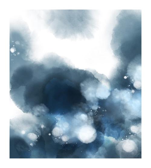 Ephemeral Blue Ⅲ