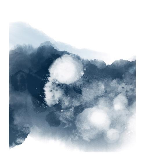 Ephemeral Blue Ⅰ