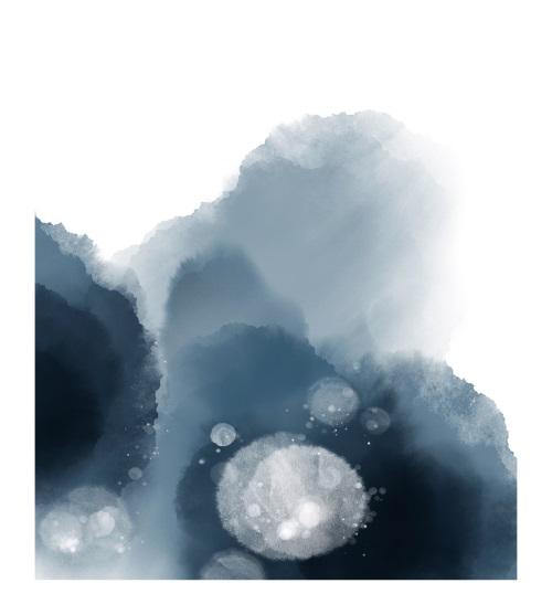 Ephemeral Blue Ⅱ