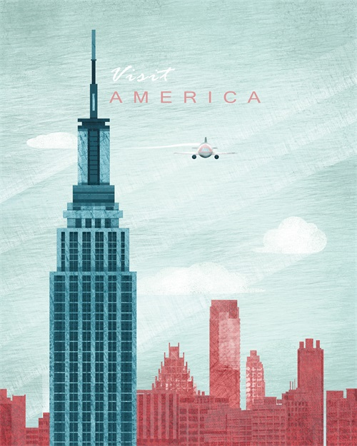 Travel Poster II