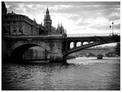 Le Pont et Notre Dame