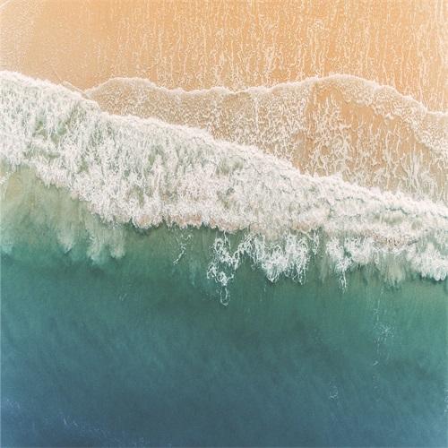 Serene Beach I