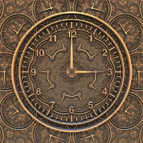 Clock IV