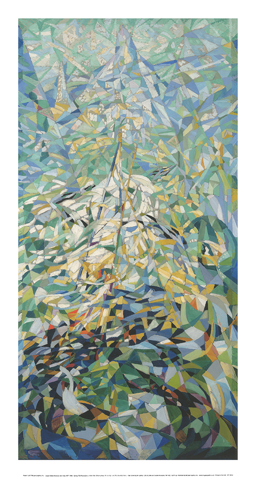 Spring (The Procession), c. 1914-1916